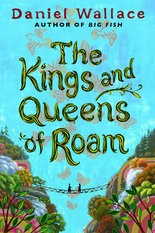 """""""The Kings and Queens of Roam"""" is Wallace's fifth novel."""
