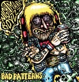 """The Nightmare Boyzzz """"Bad Patterns"""" album cover artwork. (Courtesy Slovenly Records)"""