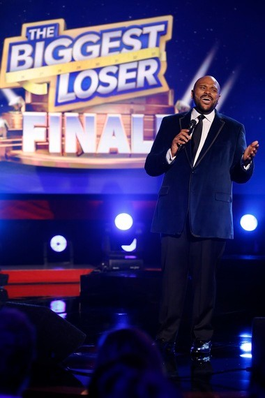 "Ruben Studdard's career has been tied to reality TV, and he used that forum to introduce his new record, ""Unconditional Love,"" to the public. (NBC photo)"