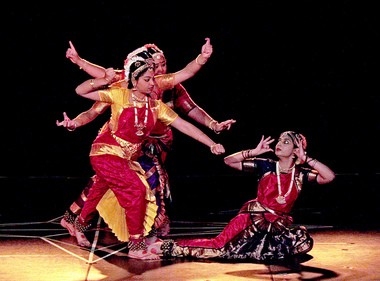 Natyananda Indian Dance is one of several performing groups to be featured Saturday at BMA's Holi Festival. (Deloye Burrell Photo)