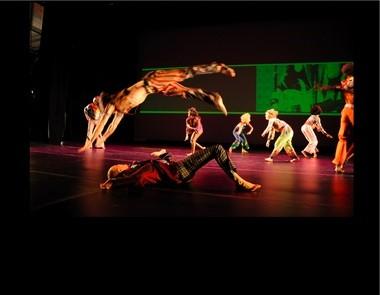NY-based Dorfman Dance bringing 'Prophets of Funk' to Wright