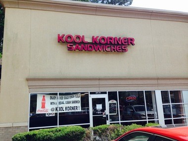 Kool Korner Sandwiches, which started in Atlanta, opened in this location in Vestavia Hills, Ala., in June 2009. Owners Ildesonso Ramirez, and his son, Bill, are looking for a new location after their lease expired. (Bob Carlton/bcarlton@al.com)