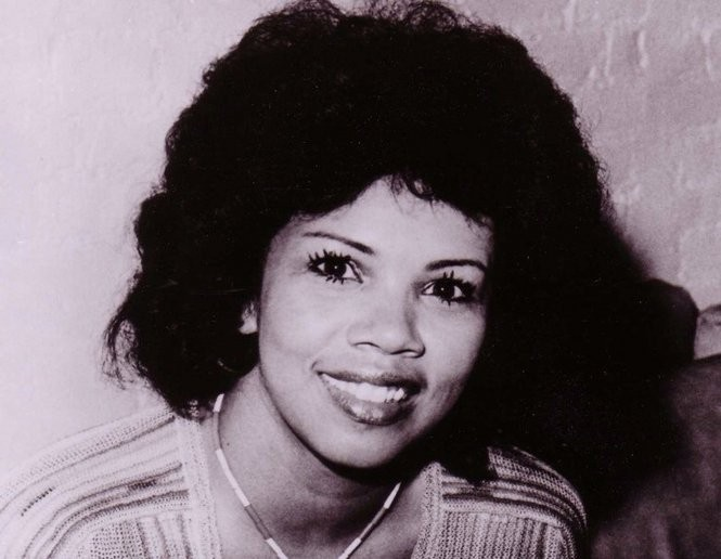 Singer Candi Staton is pictured in a 1976 promo photo. (Courtesy photo)