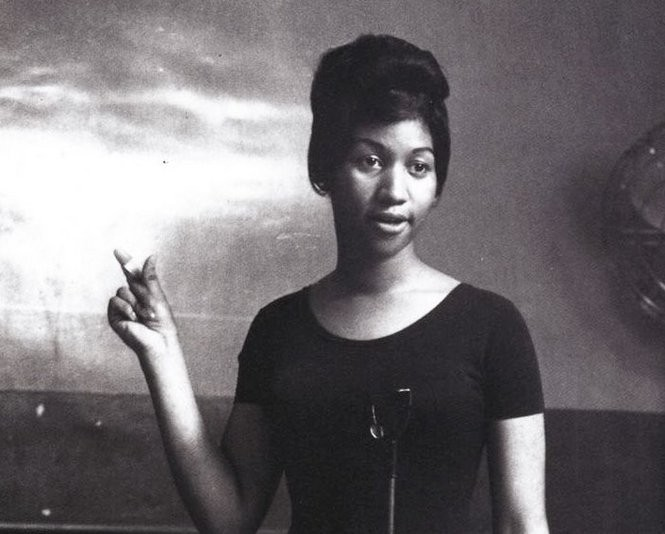 Aretha Franklin. (File photo)