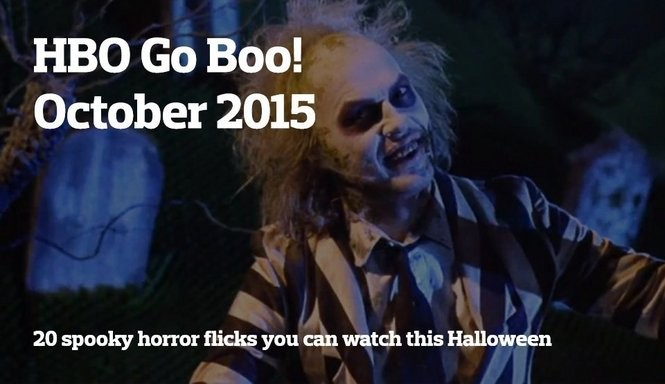 Halloween 2015: Spooky movies you can currently scream, er, stream