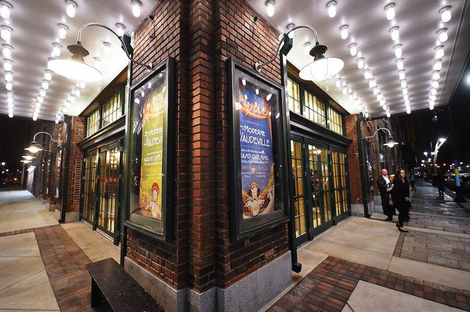 The restored Lyric Theatre will open to the public with three variety shows featuring local performers on Jan. 14-16, 2016. (Tamika Moore   tmoore@al.com)
