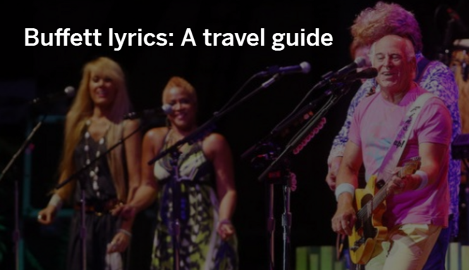 Where is Margaritaville? A travel checklist pulled from