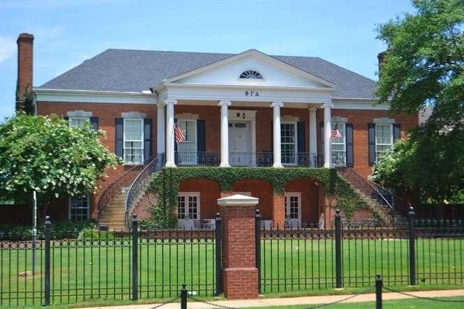 Alabama Fraternity Row 2016: The houses, new and old - al com
