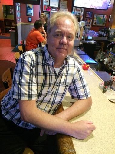 Former Tip Top Cafe owner Lance Church. (Matt Wake/mwake@al.com)