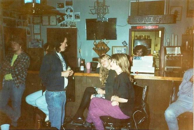 A photo of Tip Top's bar area. (Courtesy photo)