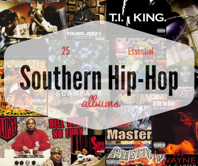 25 Hip Hop Song: 25 Essential Albums In Southern Hip-hop History