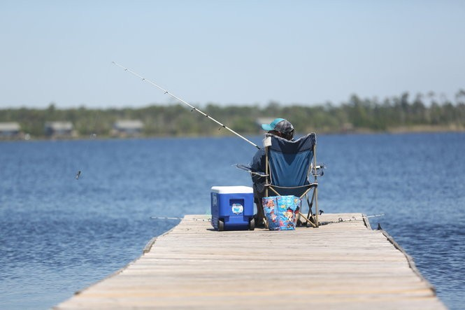 8 cool fishing spots to cast a line at Alabama's beaches - al com