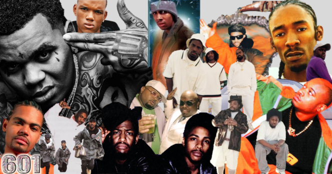 25 Southern hip-hop albums that should have been classics - al com