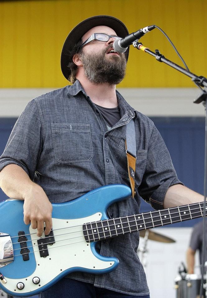 Jason Isbell and the 400 Unit bassist Jimbo Hart (File photo)