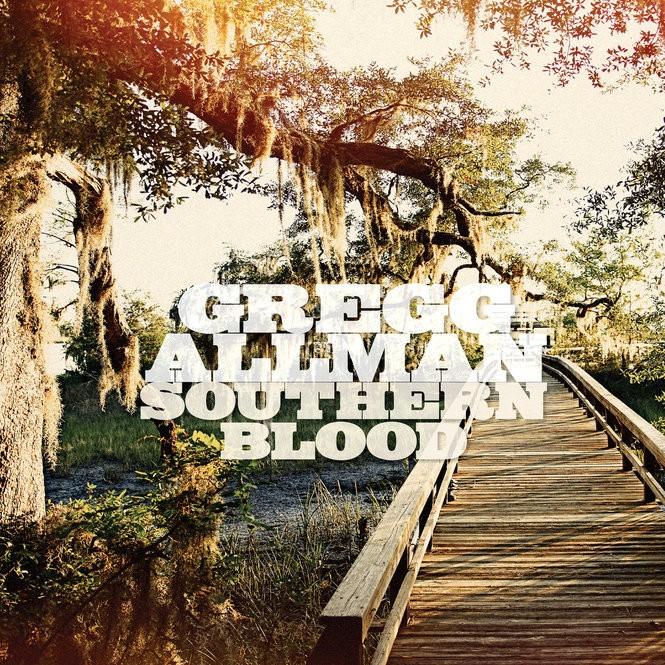 "Cover artwork for Gregg Allman's final studio album ""Southern Blood."" (Courtesy image)"