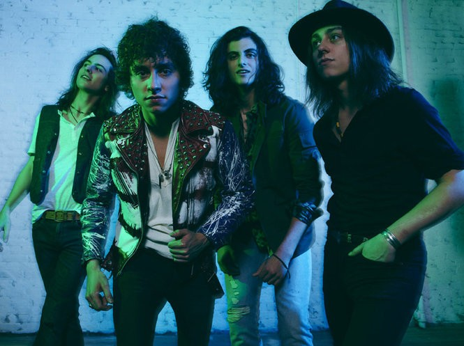 Greta Van Fleet talk hits, blues, fave Led Zeppelin LP - al com