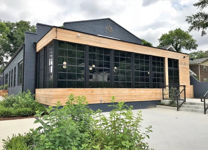 Whistling Table is located at 3916 Clairmont Ave. in Birmingham, Ala. The restaurant will begin opening for dinner on July 5, 2018. (Bob Carlton/bcarlton@al.com)