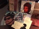 My Dylan vinyl (Mike Oliver)