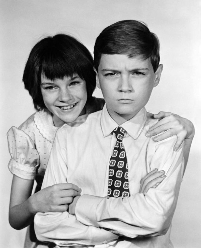 """Mary Badham and Phillip Alford are pictured here in a publicity photo from """"To Kill a Mockingbird,"""" which was released in 1962. (Universal Pictures photo)"""