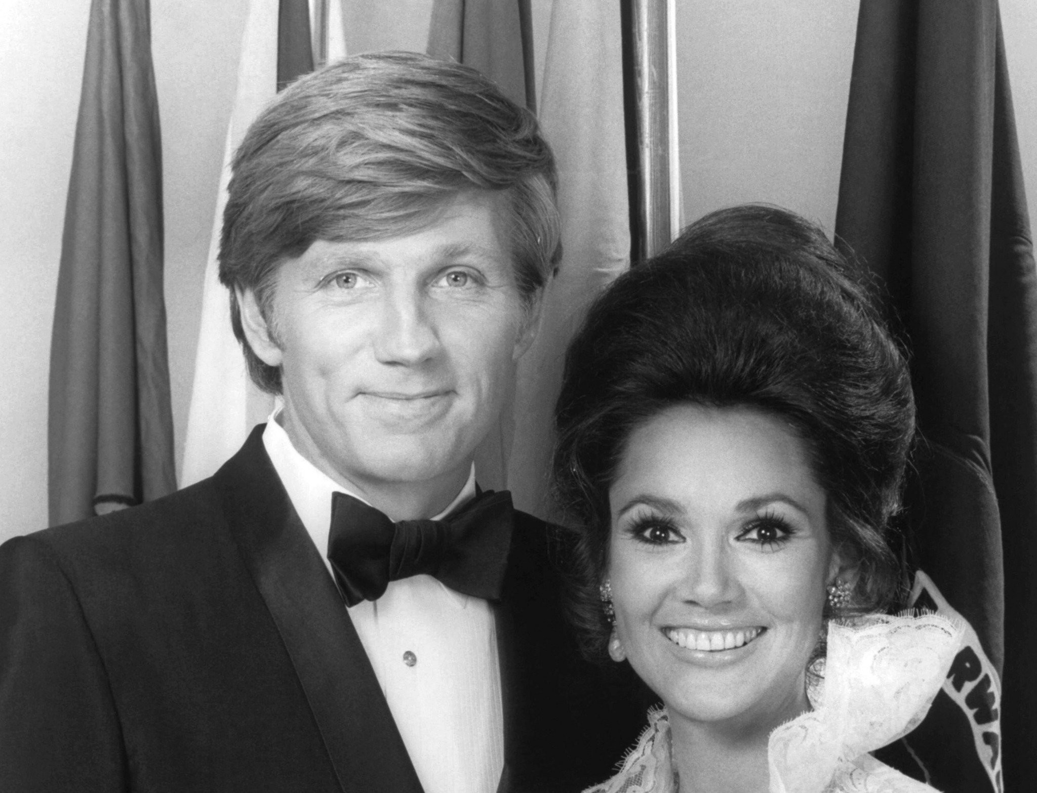 Gary Collins and Mary Ann Mobley image
