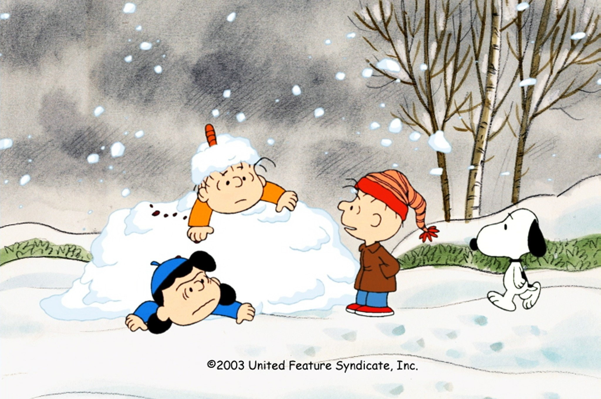 I Want A Dog For Christmas Charlie Brown.When To Catch Christmas Classics Holiday Specials On Tv