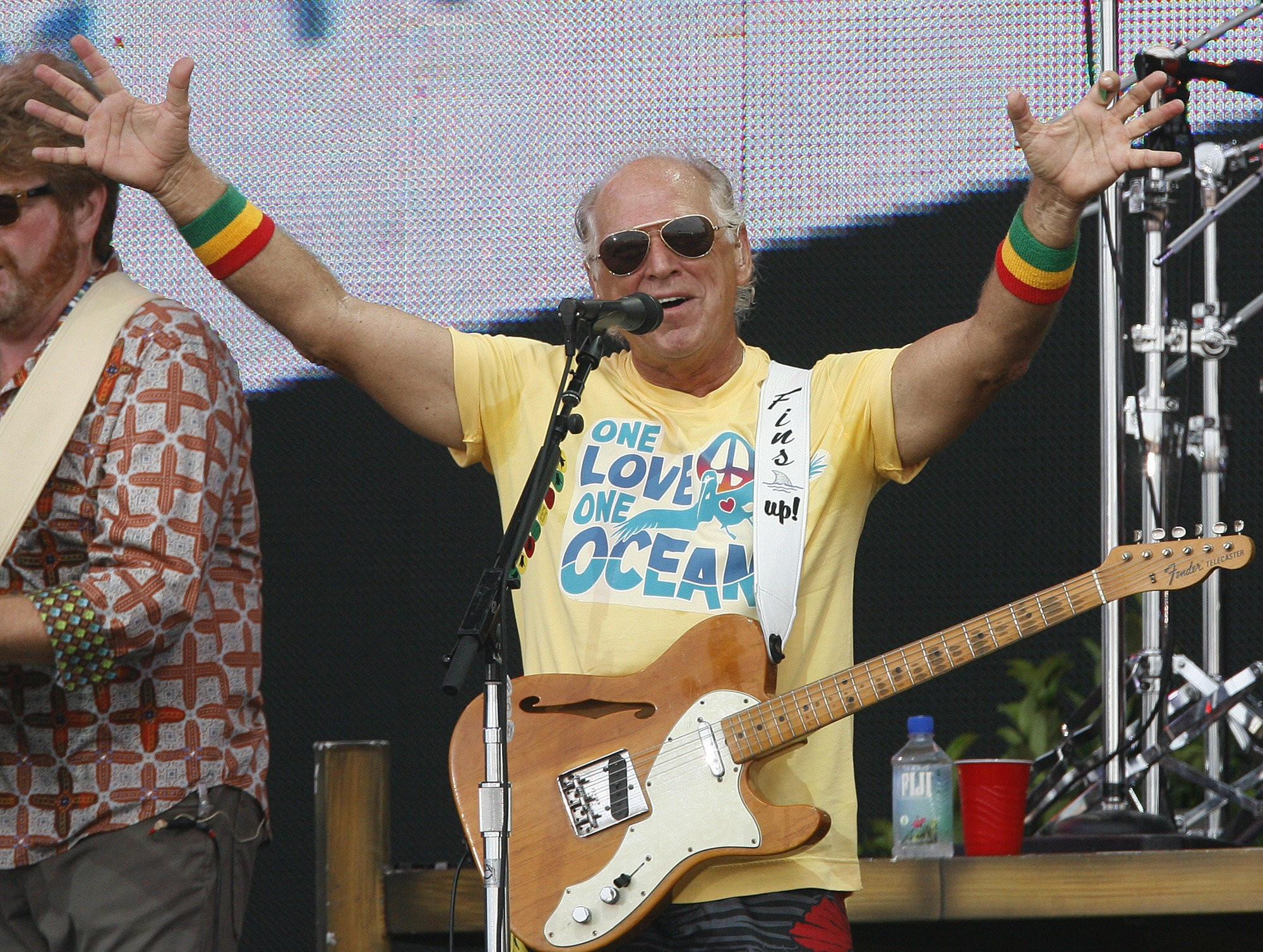 Jimmy Buffett to return to The Wharf in Orange Beach - al com