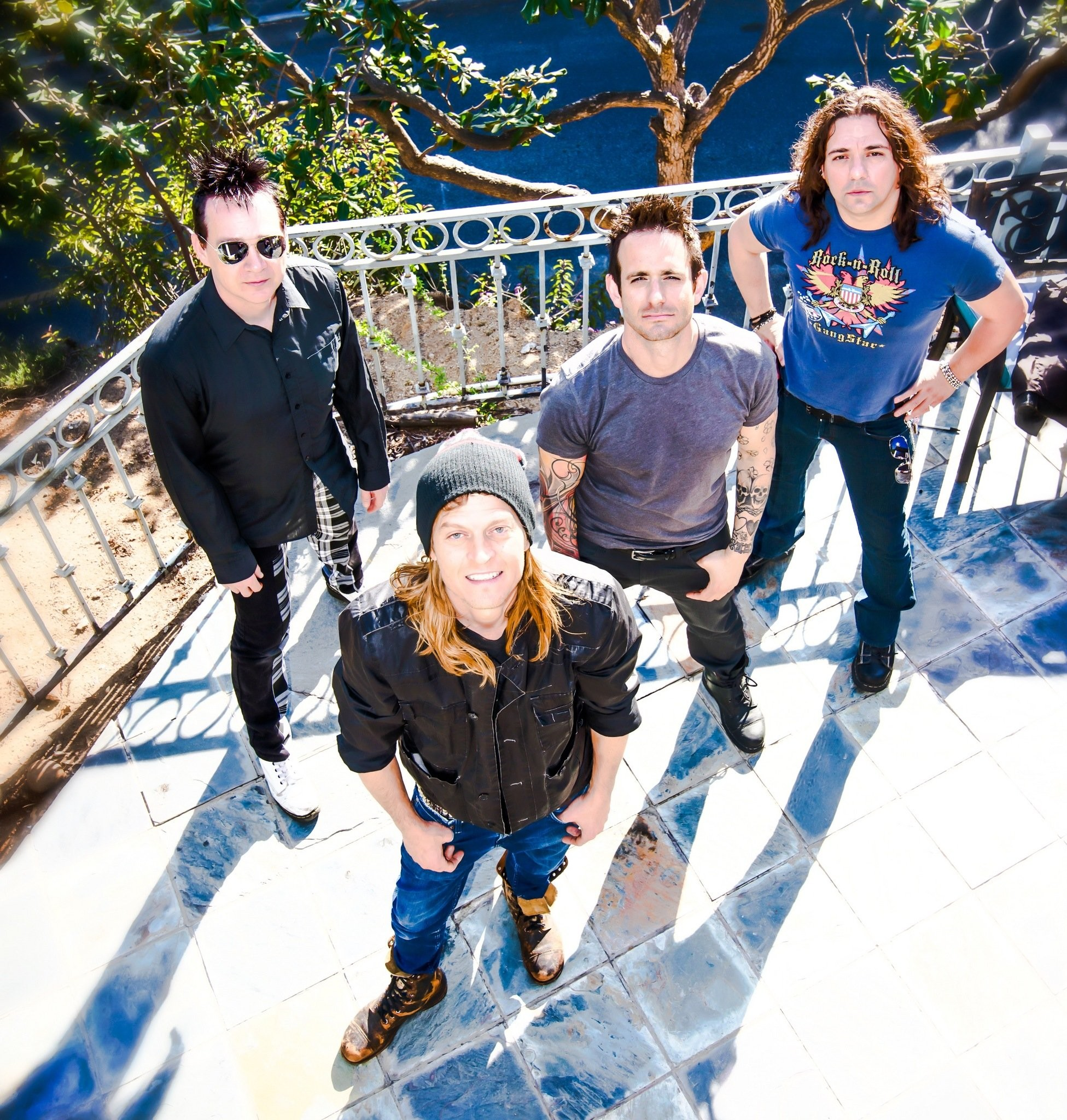 Puddle of Mudd: 5 things to know about 'She Hates Me