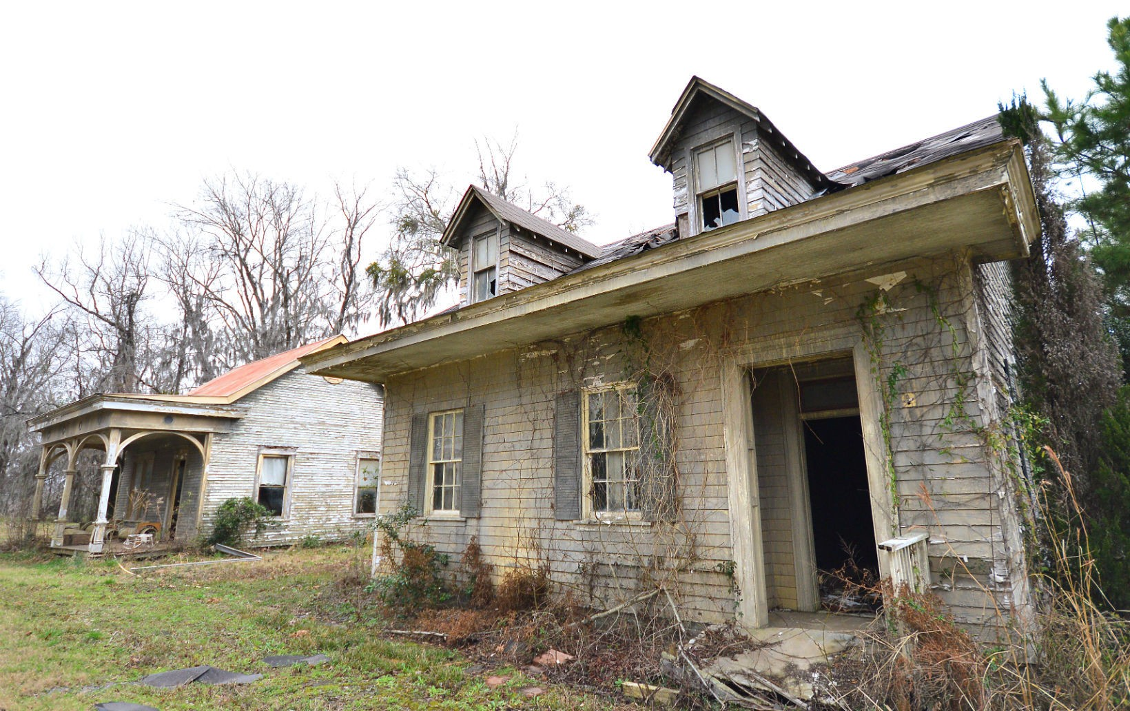 Take A Video Tour Of Ruins Of Alabama S Ghostly Big Fish Film