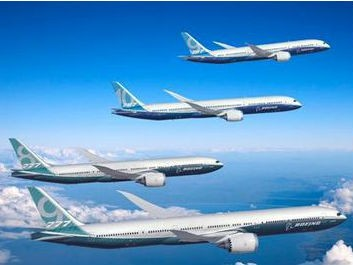 Boeing 777X (Contributed photo/Boeing)