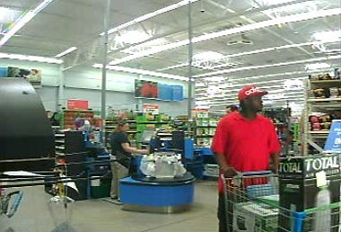 Mobile County deputies: Man stole items from Semmes Walmart