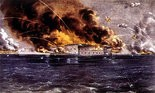 Bombardment of Fort Sumter (Currier and Ives)