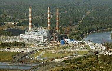 Alabama Power's Barry Steam Plant. (Mike Kittrell/mkittrell@al.com)