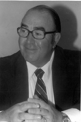"""Robert """"Bob"""" Doyle was serving as Mobile public service commissioner and mayor in June 1981 when a former police officer held him at gunpoint at Mobile City Hall. This file photo of Doyle was taken in December of 1981. (Press-Register file photo)"""