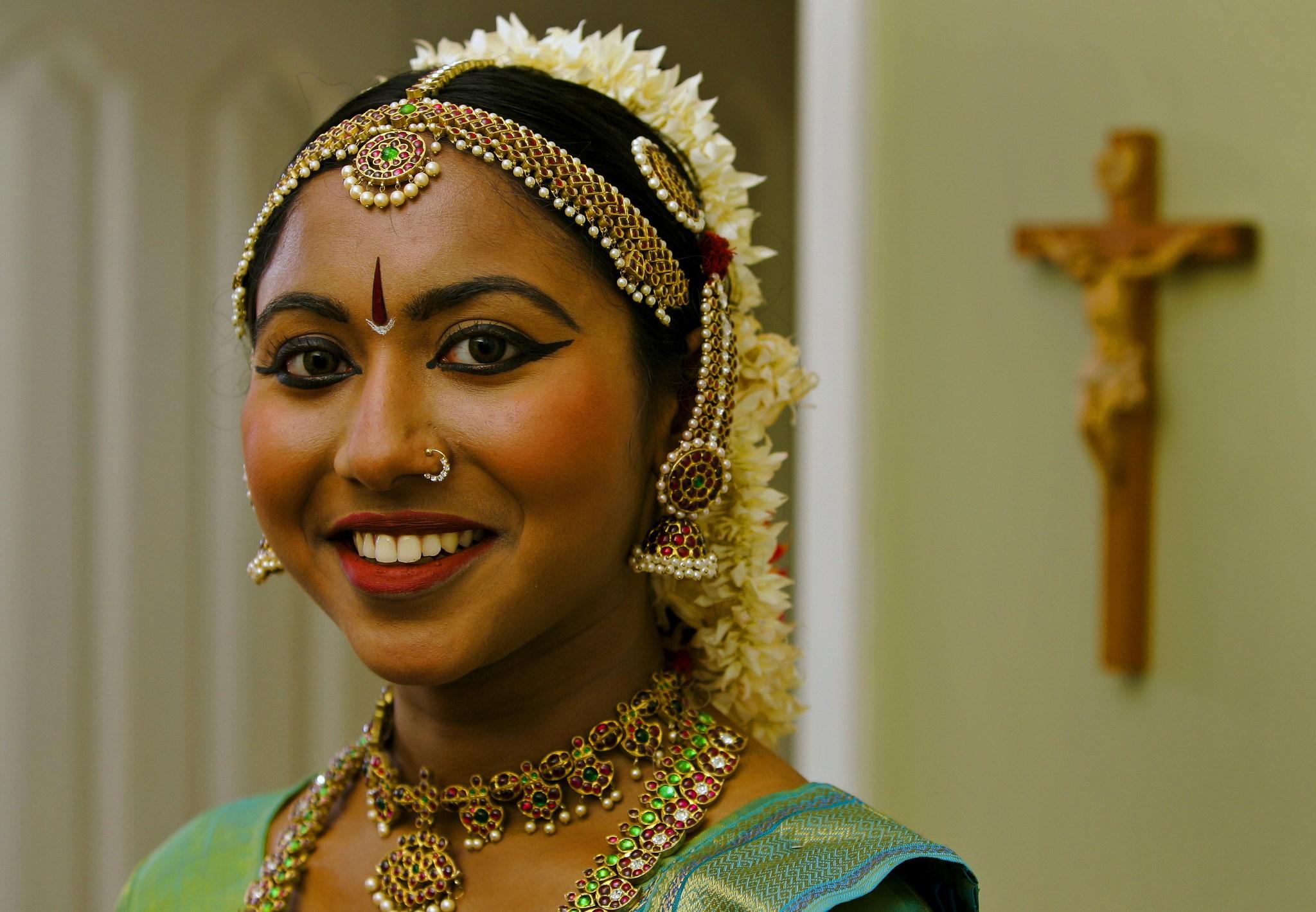 Dancing for God: Christian dancer steps into her Indian