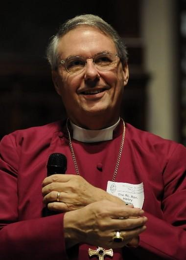 Retired Bishop Henry Parsley (File/The Birmingham News)
