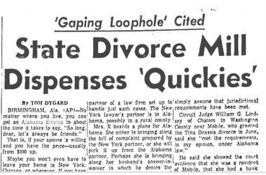 This story appeared in The Gadsden Times on Aug. 5, 1960.