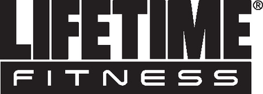 Life Time Fitness logo (Life Time Fitness--The Healthy Way of Life Company)