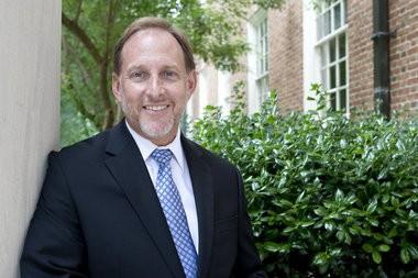 Samford University Professor John C. Knapp has been named the new president of Hope College in Michigan. (Photo by Samford University/Caroline Summers)