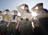 Four Boy Scout Troops from Alabama left Philmont Scout Ranch in New Mexico Saturday the same day flash floods killed a teenage Scout hiking there. (AP Photo/Mel Evans, file)