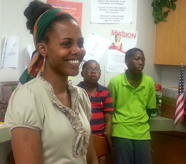 Nikki Gaskins, new head librarian at the Hobson City Library, plans to continue innovative programming. (Contributed Photo)