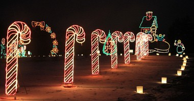 Galaxy of Lights returns to brighten up the season for its 18th year.