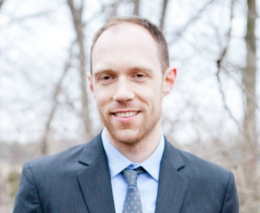 University of Montevallo Assistant Professor of English Alex Beringer will serve as a visiting scholar at England's University of Cambridge later this year for the institution's Conspiracy and Democracy project. (Courtesy / University of Montevallo)