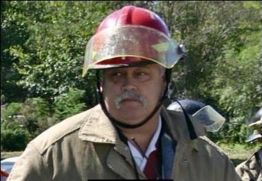 Birmingham Fire Lt. Howard Von Hagel died Feb. 25, 2014. He was 62. (David Sibley/Special to Al.com)