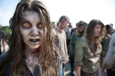 "A scene from ""The Walking Dead"" on AMC. (AL.com/File Photo)"