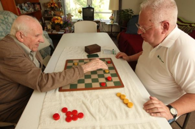 Brain training results in older adults can last for years. Classic games are valuable brain exercises.