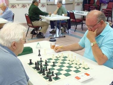 Harold Winfield, 90 years-old, learned the game late in life,and still plays a strong game of chess! Chess and mind sports are a proven way to ward off cognitive decline in older adults. Science affirms that ongoing mental engagement can lower the risk of Alzheimers. Add to this the social interaction that chess and other games like Bridge, go, checkers can provide, these mind sports may also be a key to a longer, healthier life.