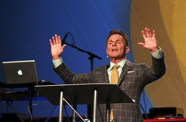 Rev. Ronnie Floyd, elected president of the Southern Baptist Convention on Tuesday, speaks at the SBC Pastor's Conference in Baltimore, Md., on Sunday, June 8, 2014. (The Christian Post)
