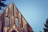 Old church is findingnew life hosting events and welcoming park visitors. (Lowery McNeal/AU Living Democracy)