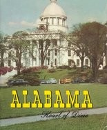 """Alabama's unofficial nickname, the """"Heart of Dixie,"""" started as a public relations campaign launched by the Alabama Chamber of Commerce in the late 1940s."""