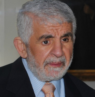 "Hartford Seminary Islamic Professor Mahmoud Ayoub, an internationally respected expert on Muslim-Christian relations, will deliver Part 2 of ""Islamic Visions of Peace"" at the Huntsville Islamic Center on Friday, Oct. 24, 2014. (Courtesy/Hartford Seminary)"